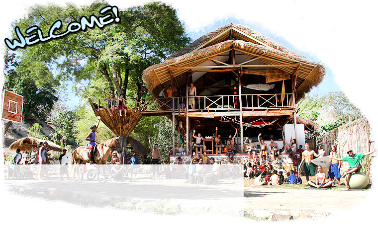 Surfcamp Lombok Photo by Max